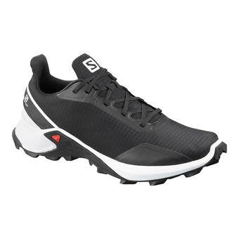Shoes ALPHACROSS Black/White/Monument Homme Black/White/Monument