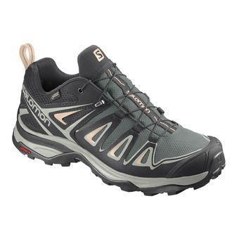 Shoes X ULTRA 3 GTX W Balsam Gr/Mineral Femme Balsam Gr/Mineral
