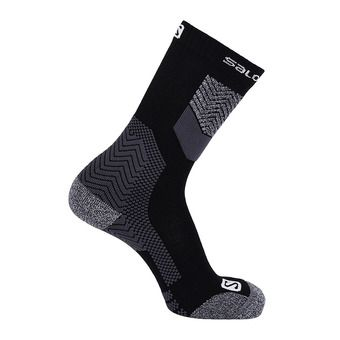 Socks OUTPATH WOOL Black/Forged Iron Unisexe Black/Forged Iron