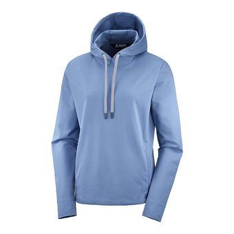 COMET MID HOODIE W Copen Blue Femme COPEN BLUE