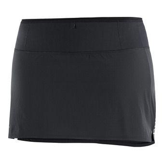 SENSE SKORT W Black Femme BLACK