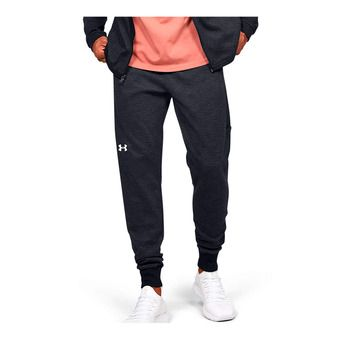 DOUBLE KNIT JOGGERS-BLK Homme Black/Onyx White