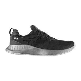 UA W Charged Breathe TR 2-GRY Femme Jet Gray/Jet Gray/Halo Gray