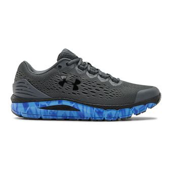 UA Charged Intake 4 Exo-GRY Homme Pitch Gray/Water/Black