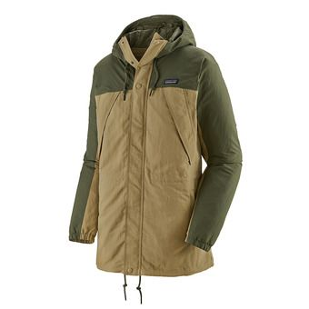 M's Recycled Nylon Parka Homme Classic Tan