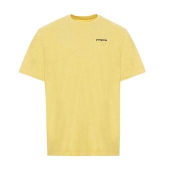 M's Fitz Roy Horizons Responsibili-Tee Homme Surfboard Yellow