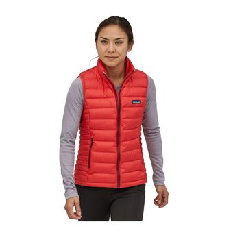 W's Down Sweater Vest Femme Catalan Coral