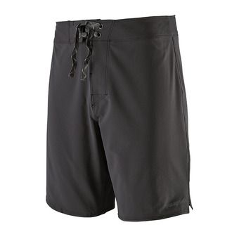 M's Stretch Hydropeak Boardshorts - 18 in. Homme Ink Black