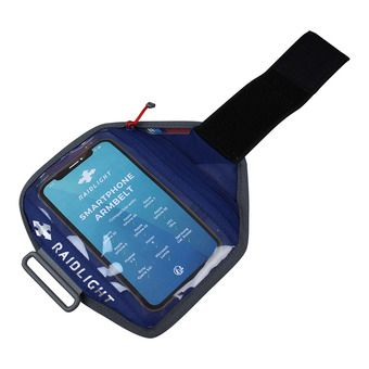 SMARTPHONE ARMBELT Unisexe DARK BLUE/GREY