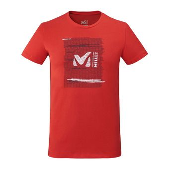 MILLET RISE UP TS SS M Homme FIRE