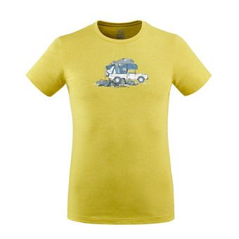 PACK & LOAD TS SS M Homme WILD LIME