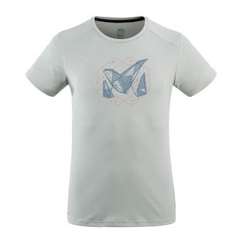 M LOGO 2 TS SS M Homme MONUMENT