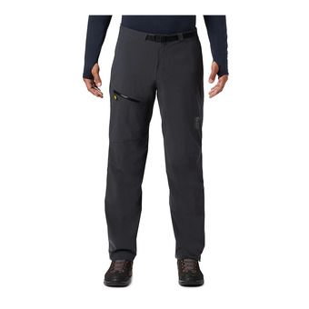Mountain Hardwear STRETCH OZONIC - Pants - Men's - dark storm