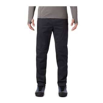 Mountain Hardwear CEDERBERG - Pants - Men's - dark storm