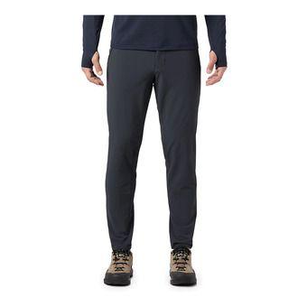 Mountain Hardwear CHOCKSTONE - Pants - Men's - dark storm