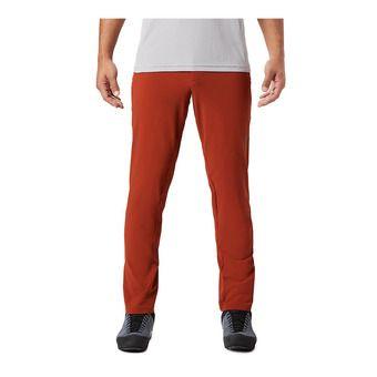 Mountain Hardwear CHOCKSTONE - Pants - Men's - rusted
