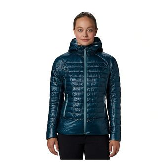 Mountain Hardwear GHOST SHADOW - Down Jacket - Women's - icelandic