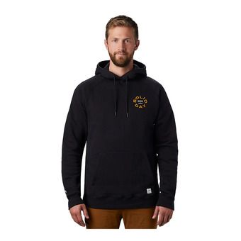 Mountain Hardwear MARROW - Sweatshirt - Men's - black