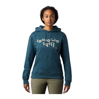 Mountain Hardwear TOMOMI - Sweatshirt - Women's - icelandic