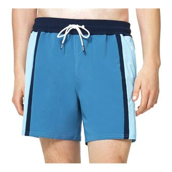 B1B COLOR BLOCK BEACHSHORT 16 Homme INTERSTELLAR BLUE