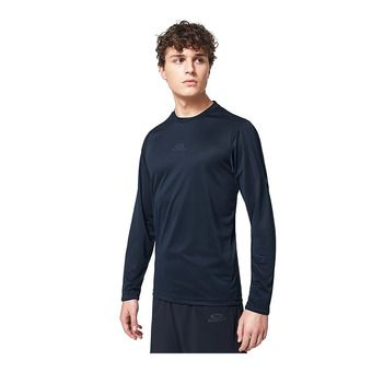 FOUNDATIONAL TRAINING LS TEE Homme Blackout