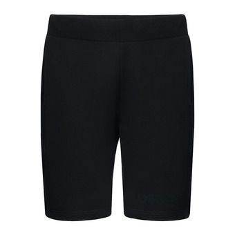 REVERSE FLEECE SHORT Homme Blackout