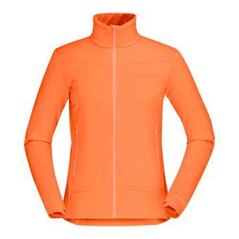 falketind warm1 stretch Jacket W's FlamingoFemme
