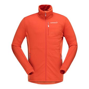 bitihorn warm1 stretch Jacket (M) Rooibos TeaHomme