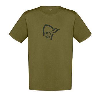 /29 cotton viking T-Shirt M's Olive DrabHomme