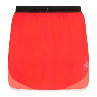 Comet Skirt W Femme Hibiscus/Flamingo