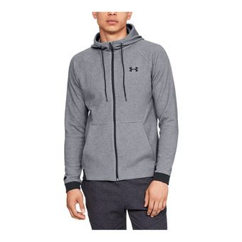 Under Armour UNSTOPPABLE 2X KNIT - Felpa Uomo steel