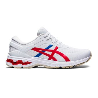 GEL-KAYANO 26 Homme WHITE/CLASSIC RED