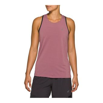 RACE SLEEVELESS Femme PURPLE OXIDE