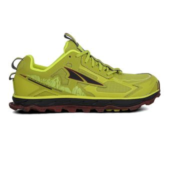 M Lone Peak 4.5 Homme LIME/RED