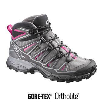 Zapatillas de senderismo mujer X ULTRA MID 2 GTX® dtr/atob/pk