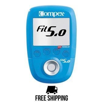 Muscle Stimulator - FIT 5.0 WIRELESS blue