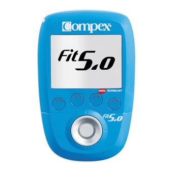 Muscle electro-stimulator - FIT 5.0 WIRELESS blue