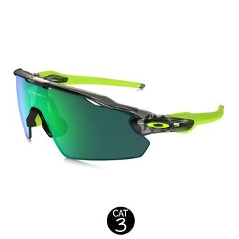 Gafas de sol RADAR® EV PITCH® matte grey ink/jade iridium®