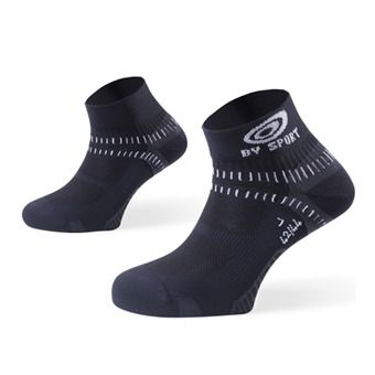 Calcetines de running LIGHT ONE negro