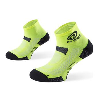 Bv Sport SCR ONE - Chaussettes jaune