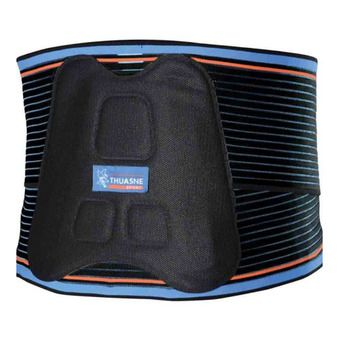 Lumbar support belt black
