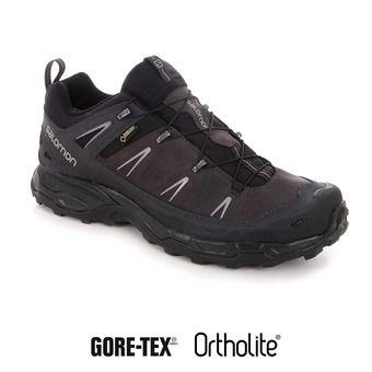 Zapatillas senderismo hombre X ULTRA LTR GTX®  asphalt/black/ptr