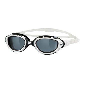 Lunettes de natation PREDATOR FLEX smoked/white/black