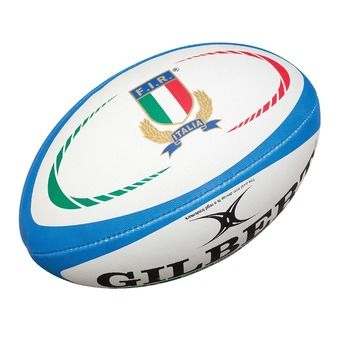 Balón rugby ITALIE réplica T.5