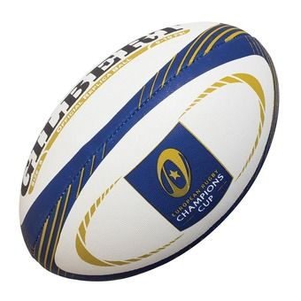 Ballon rugby CHAMPIONS CUP replica T.5