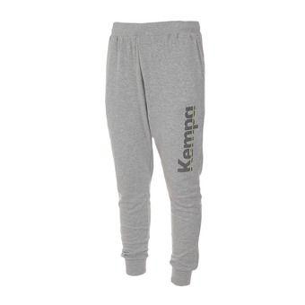 Pantalon de survêtement homme CORE kempa gris chiné