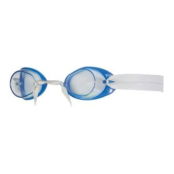 Lunettes de natation SOCKET ROCKETS 2.0 clear/blue-white