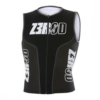 Z3Rod ISINGLET - Camiseta trifunción hombre black armada