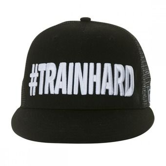 Casquette TRUCKER train hard