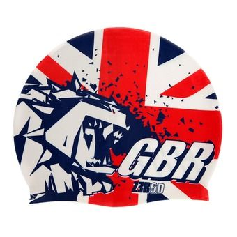 Z3Rod NATIONAL PRIDE - Bonnet de bain great britain